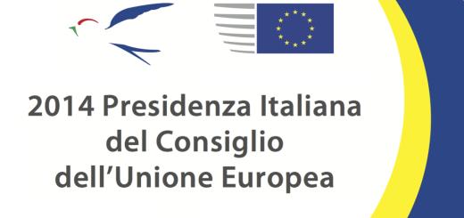 Banner Presidenza Italiana Europa